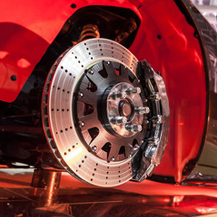 Mot Garage In Welwyn Garden City - Brakes