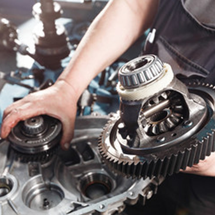 Mot Garage In Welwyn Garden City _ Gearboxes